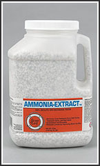 AMMONIA-EXTRACT™100% Zeolite Ion Exchange Resin